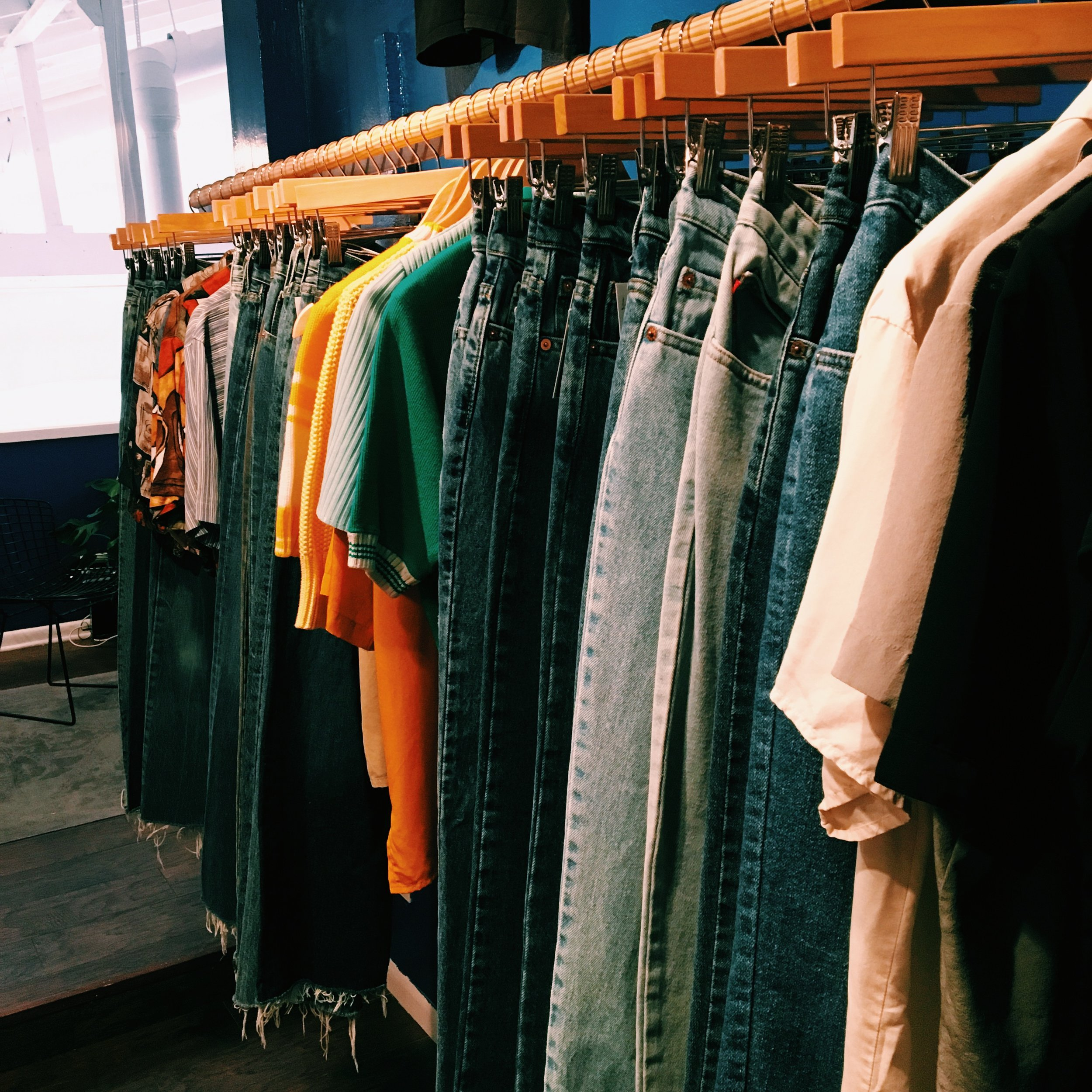 Looking to purchase some new items, but want to be mindful that what you buy is environmentally friendly? Check out Austin's best vintage shops like Passport Vintage on South 1st Street.
