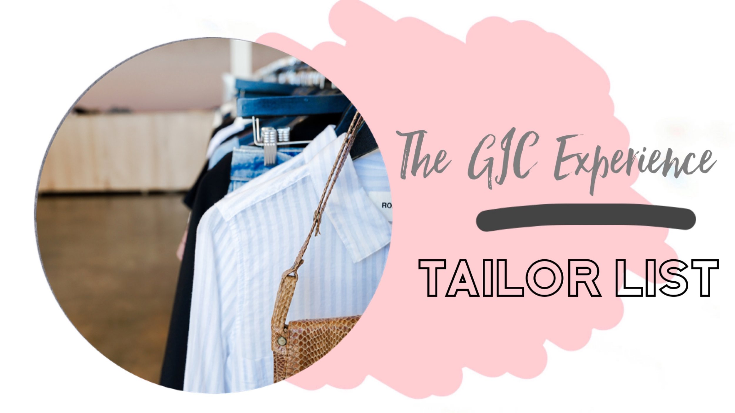 Greer Image Consulting - The Greer Style Session - Raquel Talks Creating The Tailor List For The Greer Style Session