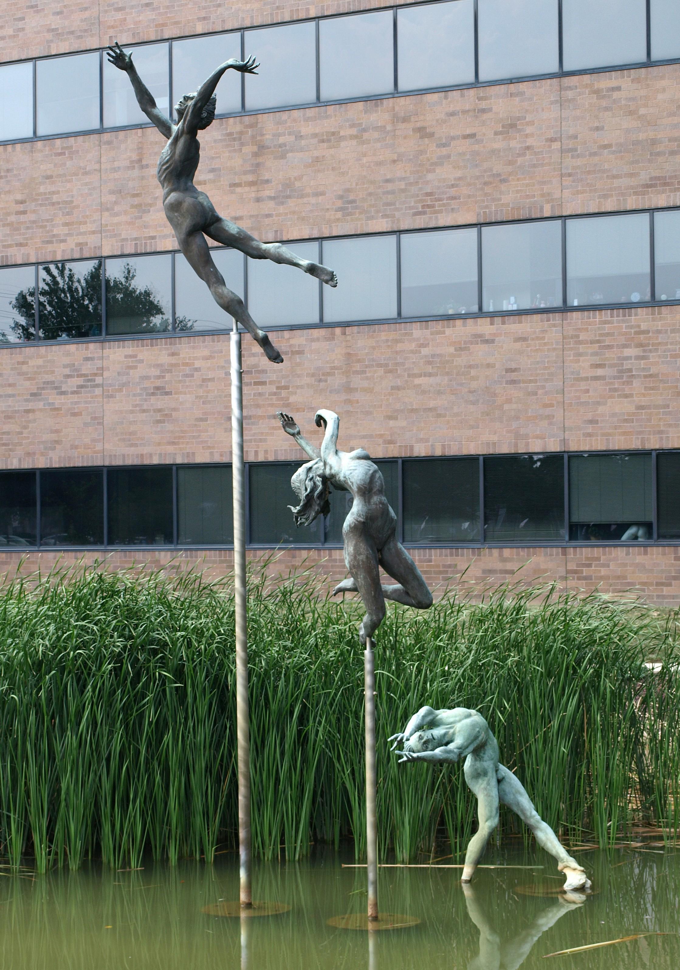 Dream, public sculpture