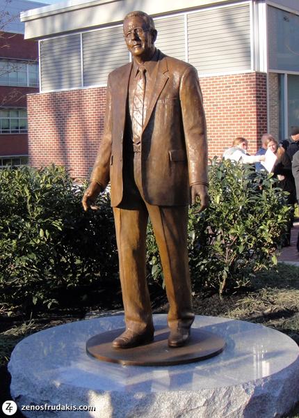 Henry Rowan, public sculpture
