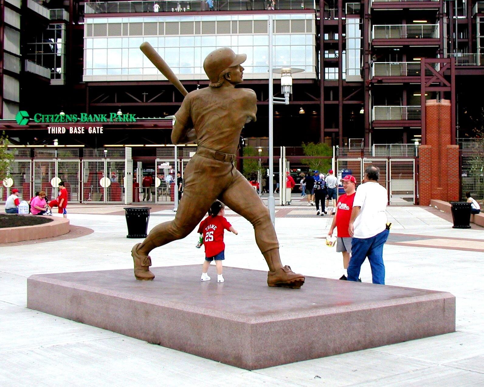 Mike Schmidt, public sculpture