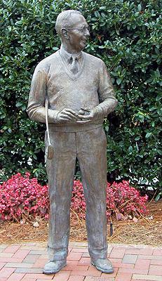 Richard Tufts, public sculpture