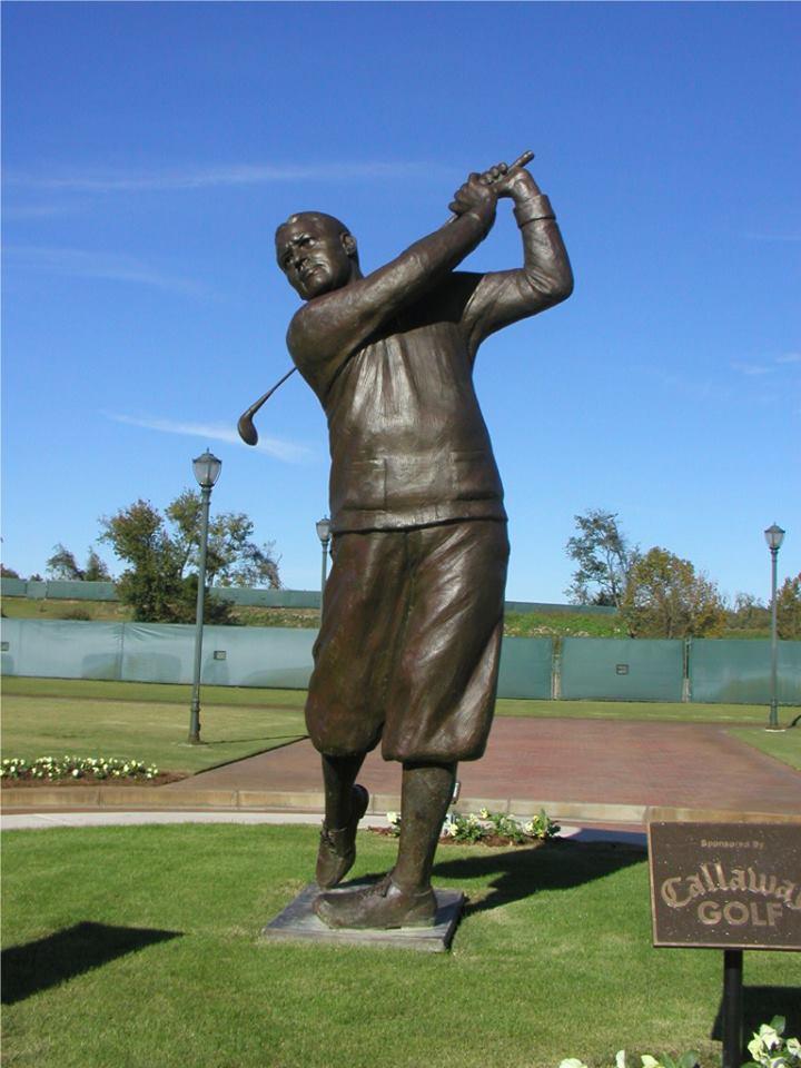 Bob Jones, public sculpture