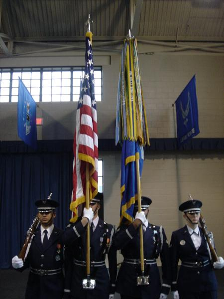 We were overwhelmed by the amount of explicit detail present in every aspect of Honor Guard culture.