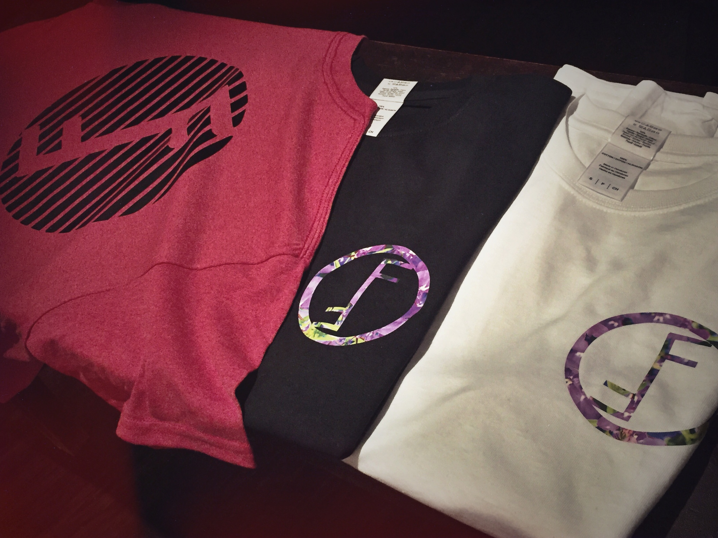 P.S. Here's a sneak peek of shirts coming soon