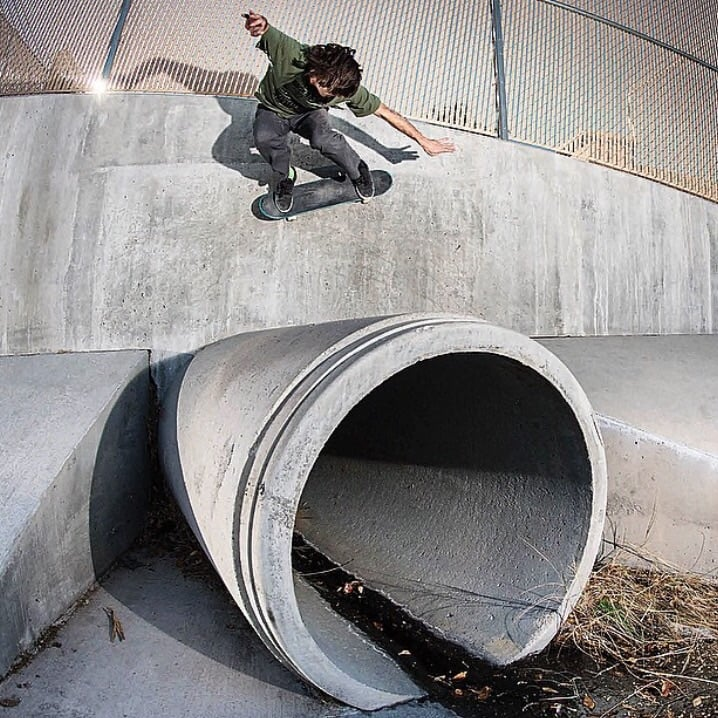 Switch BS Wallride