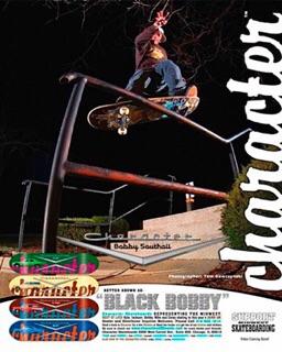 OG Ad from Character Skateboards