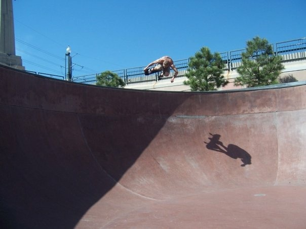 Ryan Perkins - Backside Air - Denver, CO