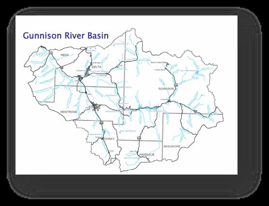 Colorado Water Conservation Board Basin Fact Sheet,  Gunnison River Basin