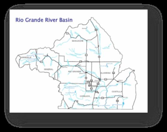 Colorado Water Conservation Board Basin Fact Sheet,  Rio Grande River Basin