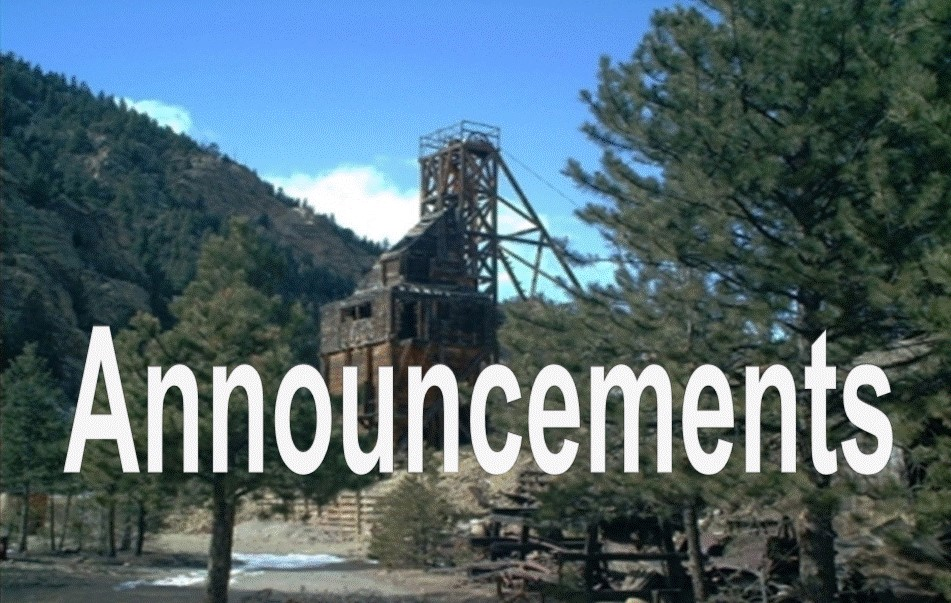 Historic Mine Site along creek in Clear Creek County, CO
