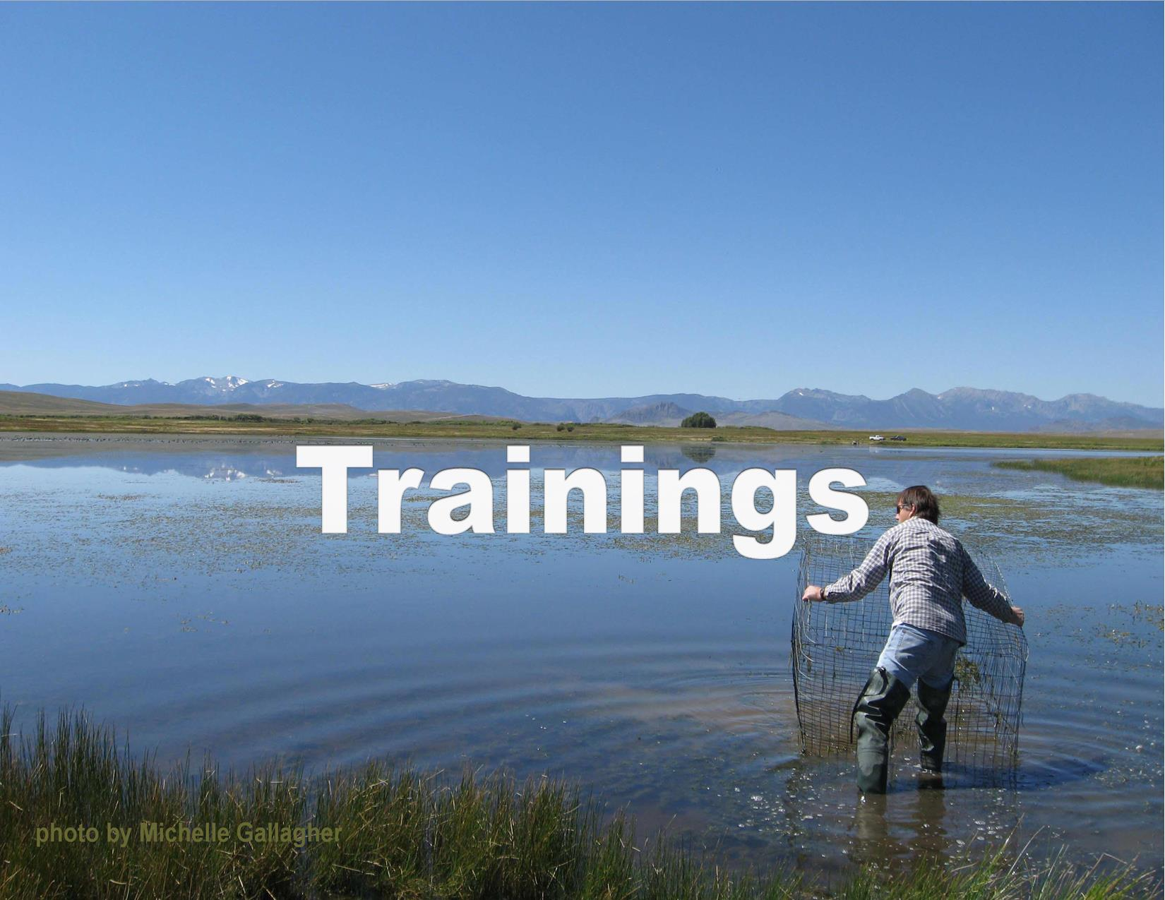 Fish stocking by boat, Jason Fearheiley, Colorado Parks and Wildlife, 10/28/2009