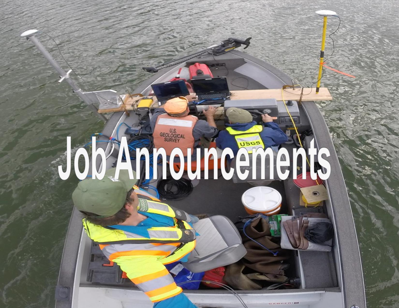 Michael Kohn, USGS Colorado Water Science Center, USGS research vessel, June 8, 2016