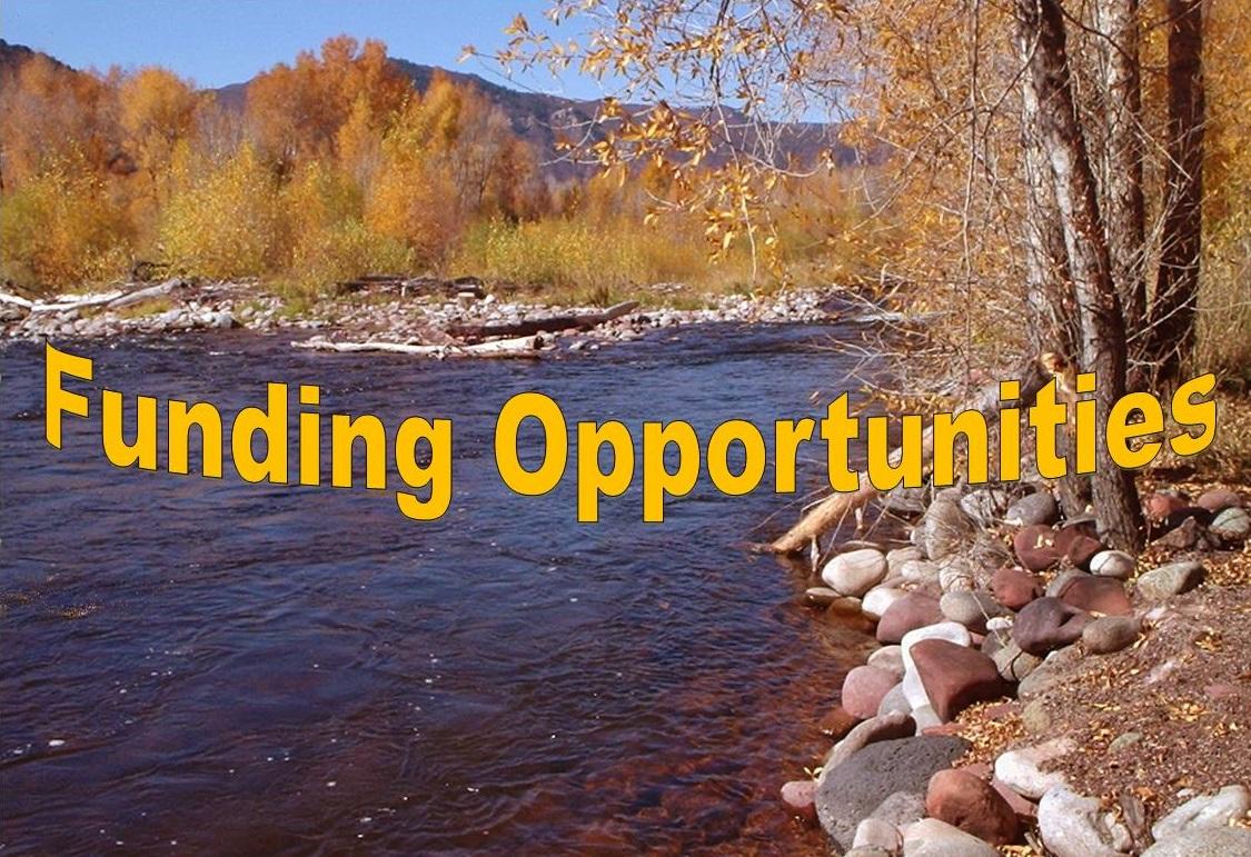 Roaring Fork River thru Burry Easement. Roaring Fork River thru Burry Easement. Division of Wildlife. DOW. Photo taken: 9/1/2004.