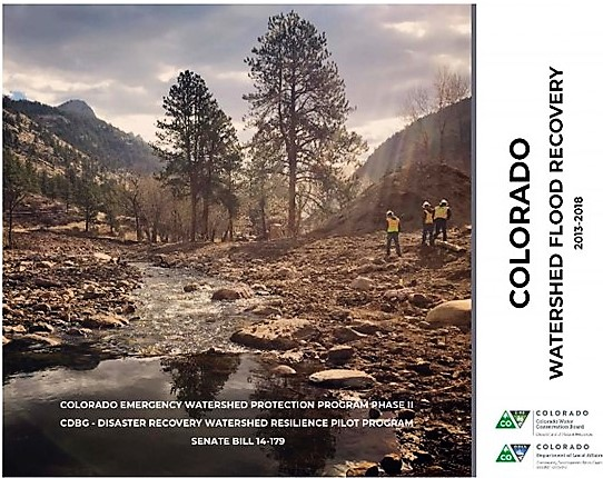 Colorado Watershed Flood Recovery 2013-2018 - Project Success Stories