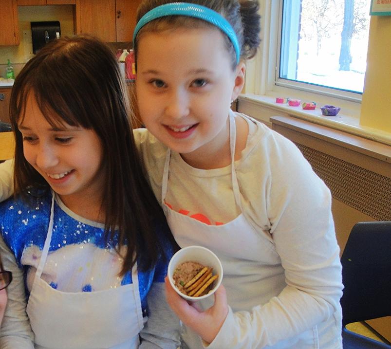 5th grade girls love Miracle Tuna too!