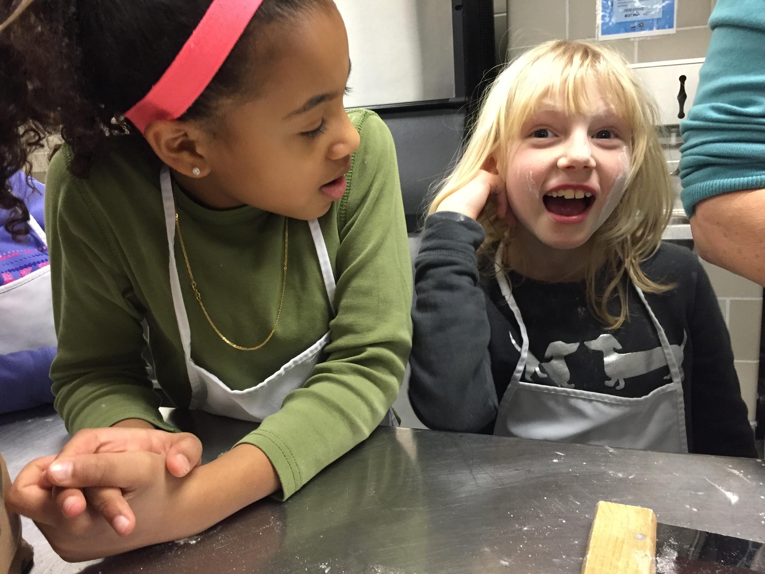 Cooking Class Friends