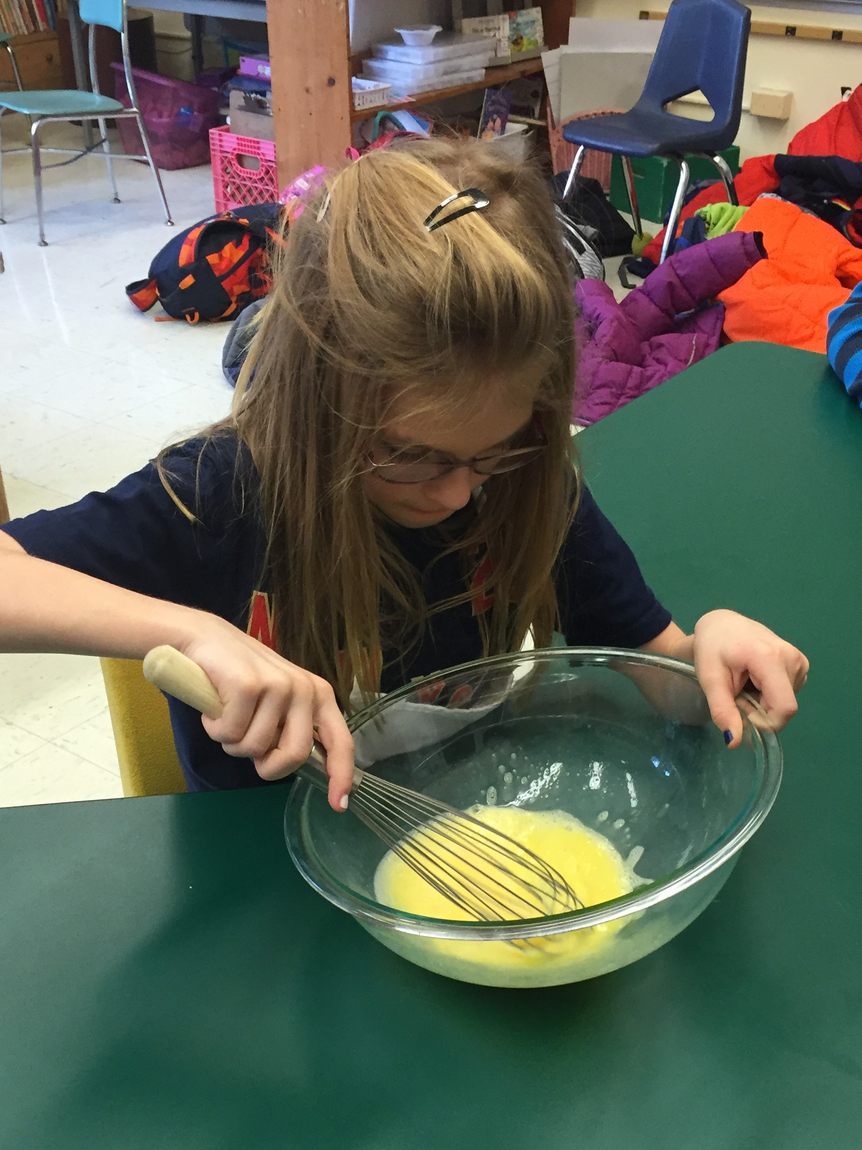 Learning to Whisk