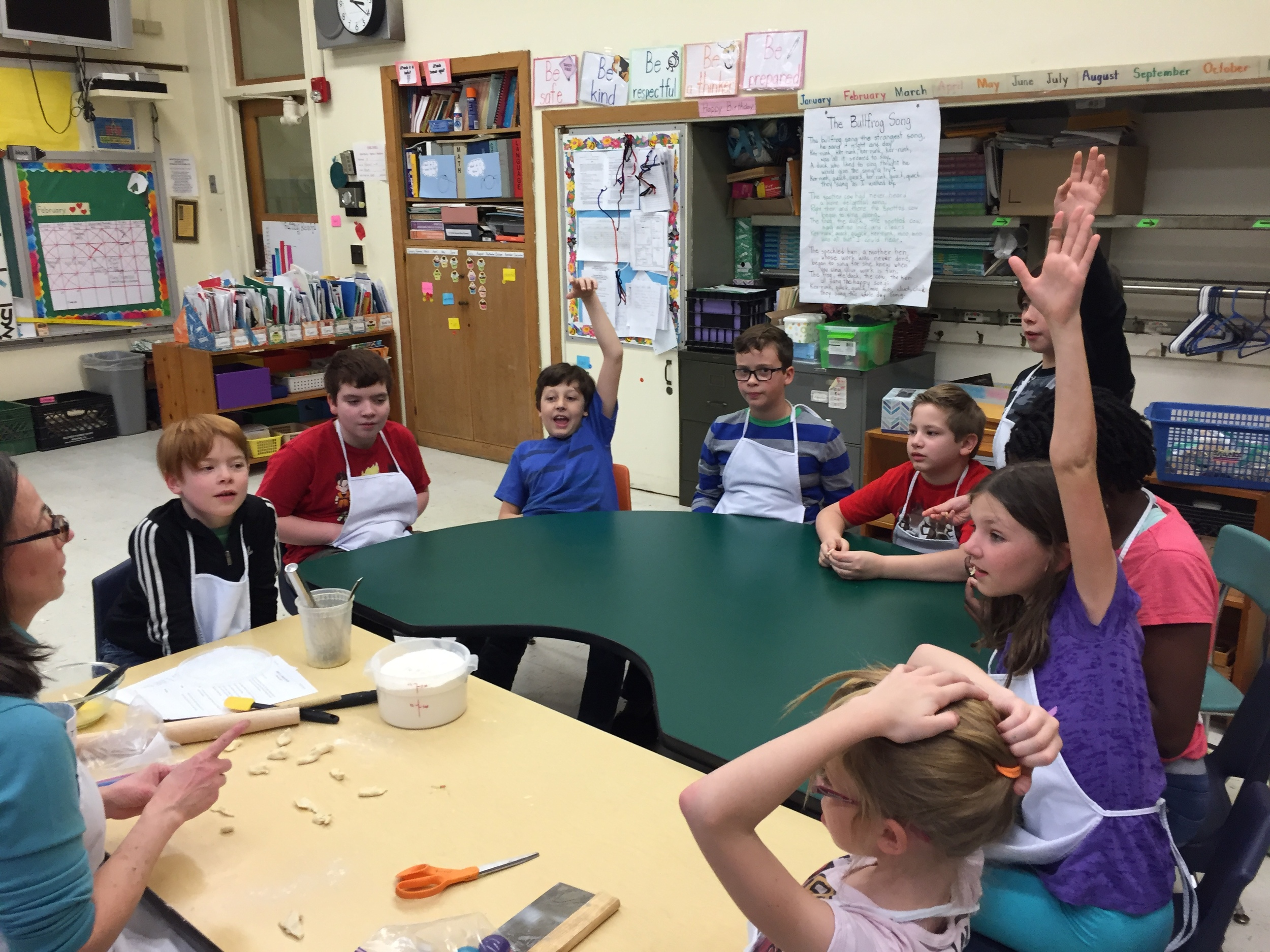 A Lively Round of Pie Trivia