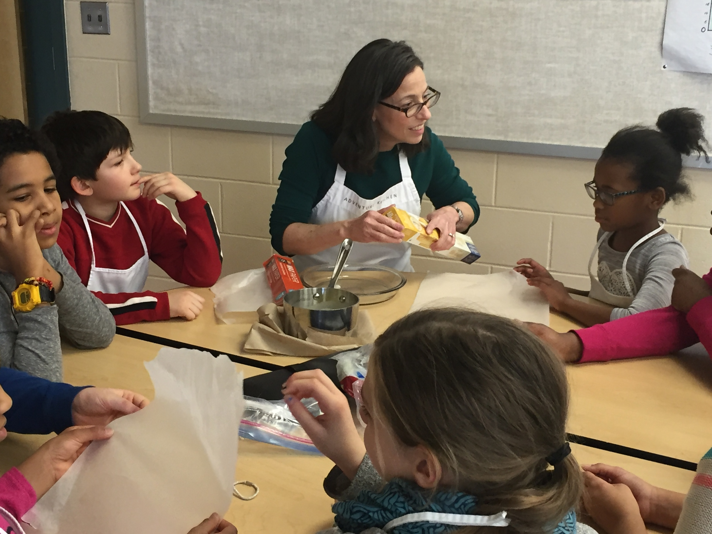 Learning About Phyllo Dough