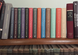 A Series of Unfortunate Events complete set