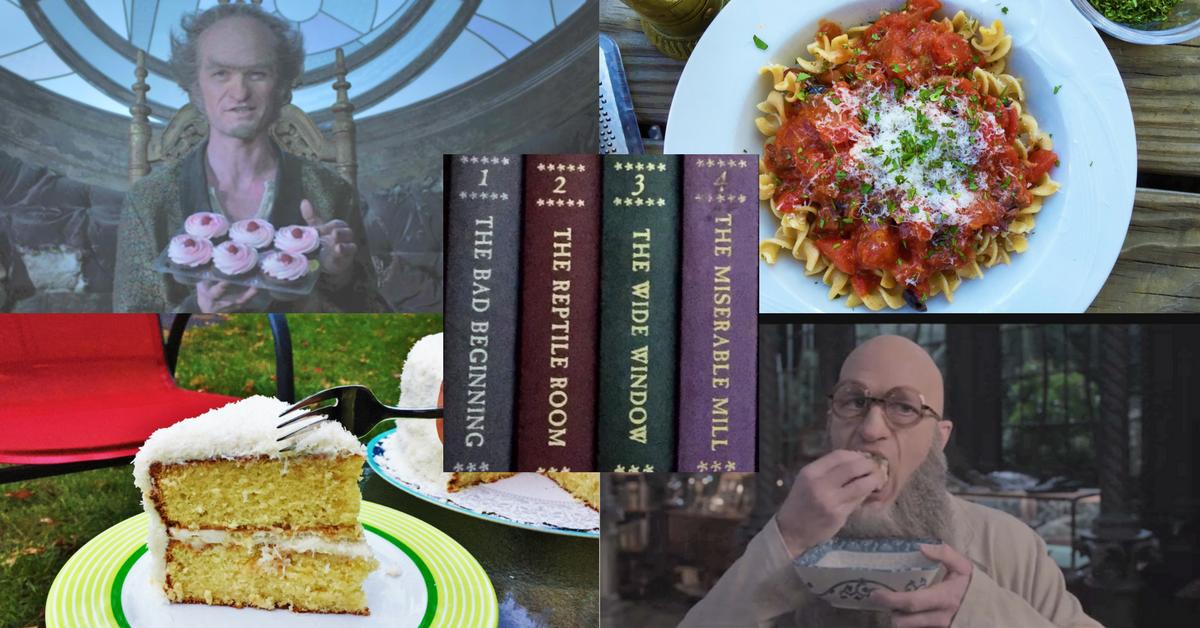 A Series of Unfortunate Recipes