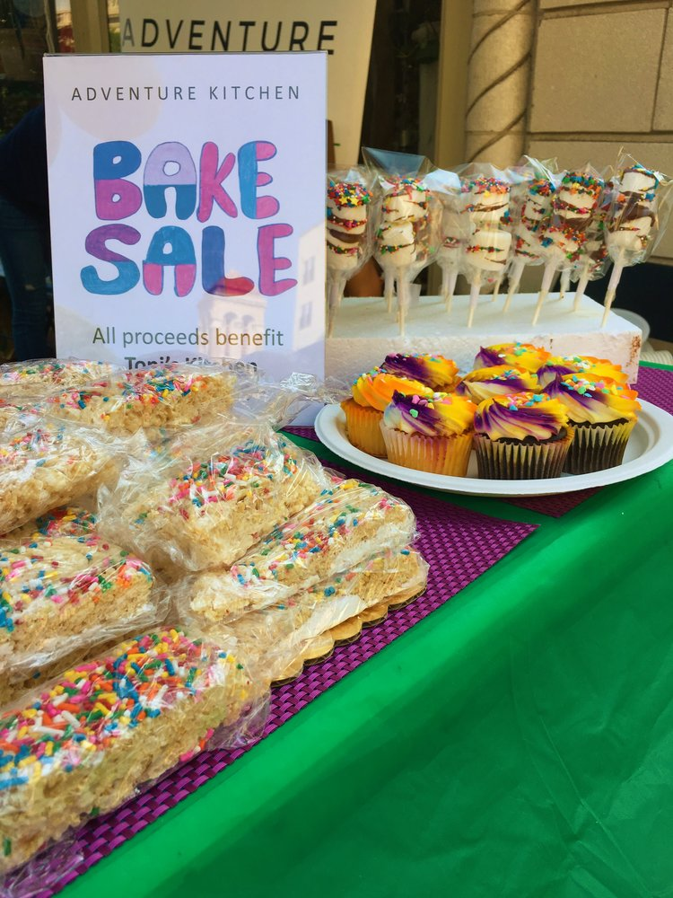 Donated Baked Goods