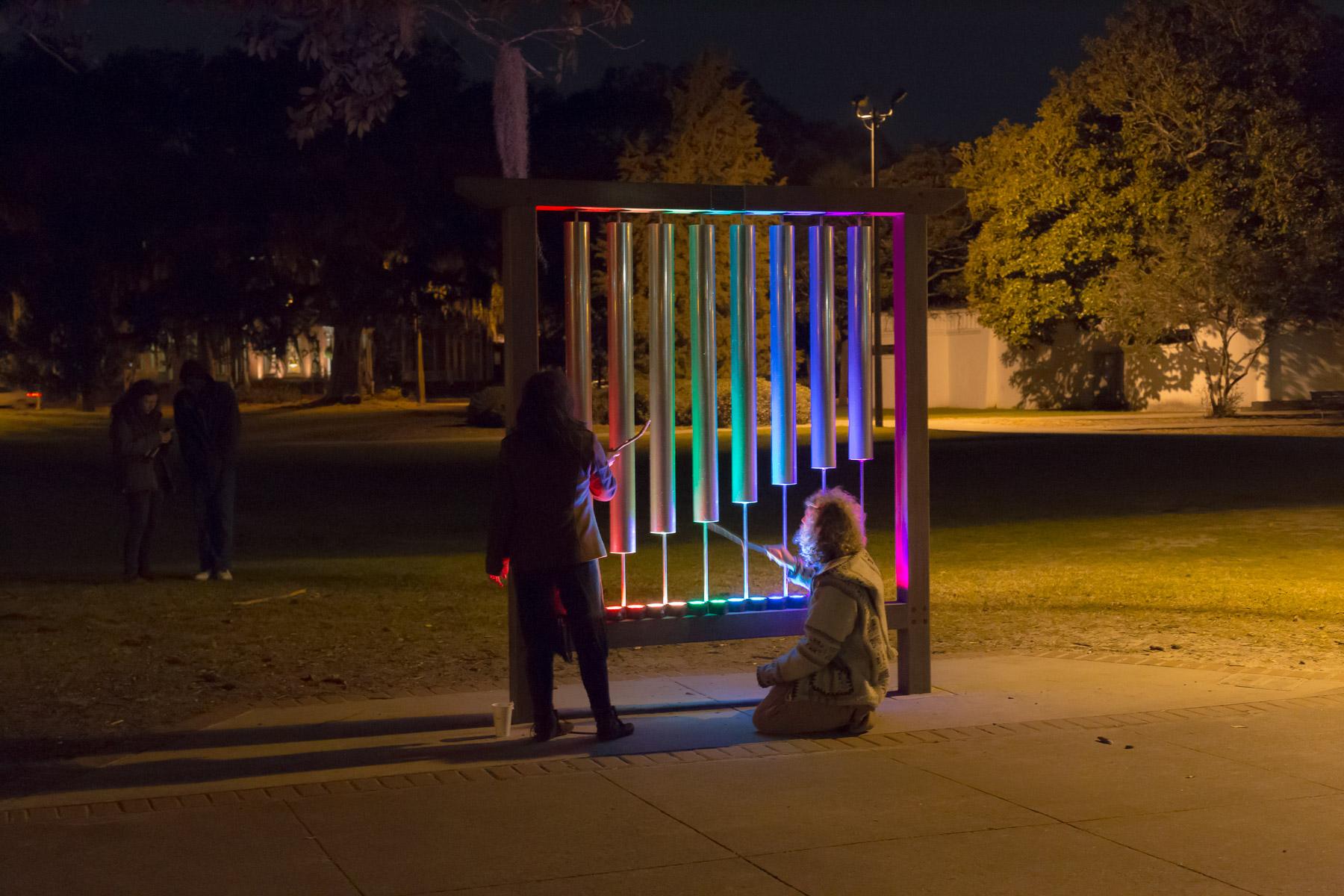 Color Bells Forsyth Park