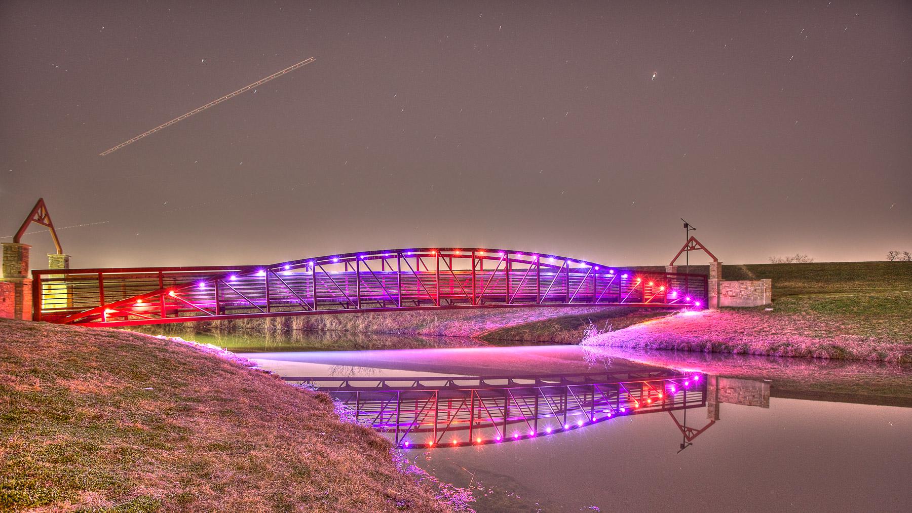 Canal Bridge Dallas