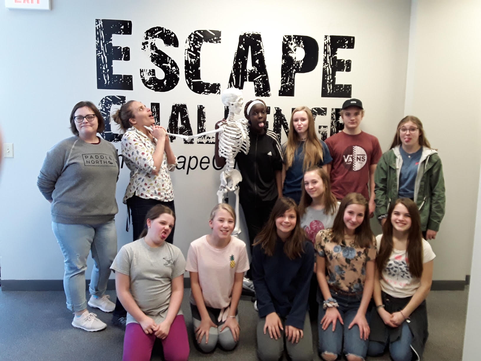 Escape Room 2019 -