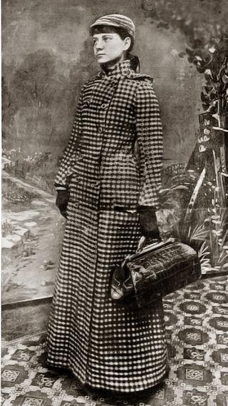 Nellie Bly, world traveler