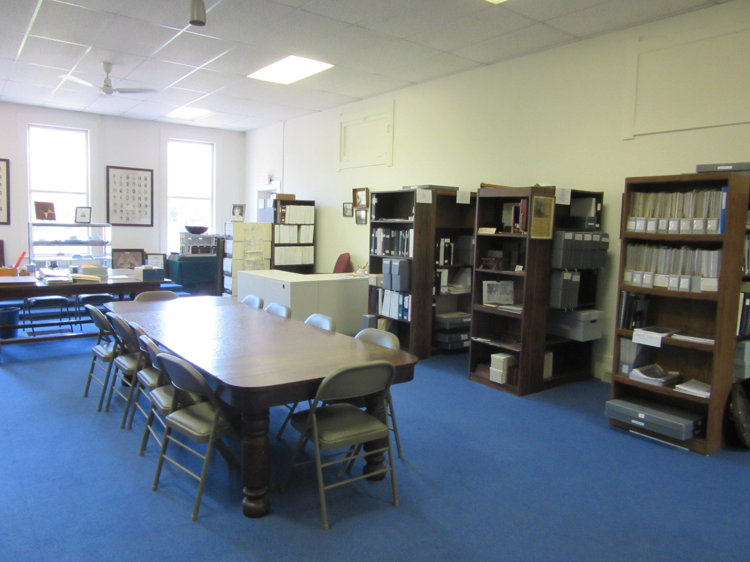 Wakeman Archival Center