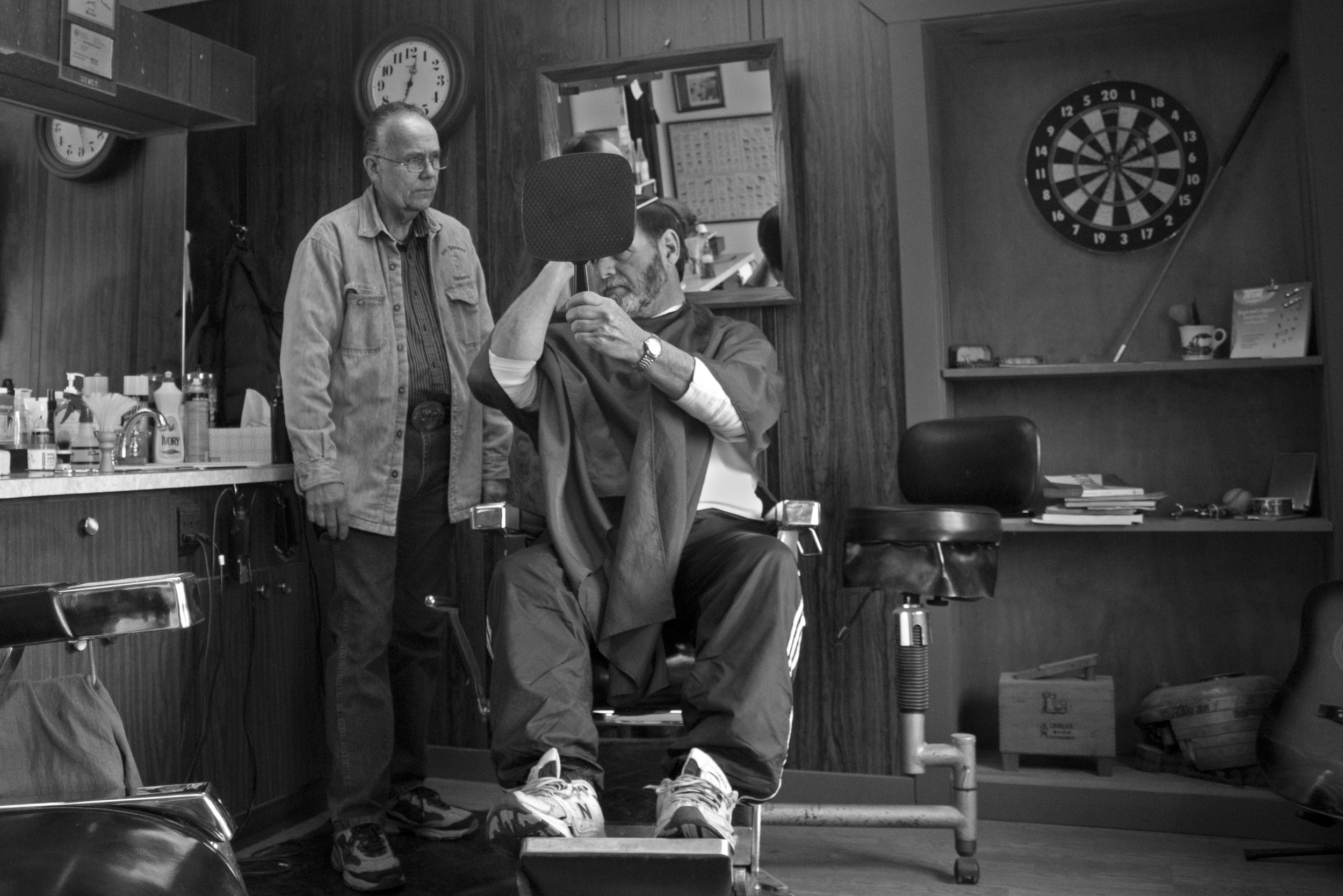 8th Street Barber