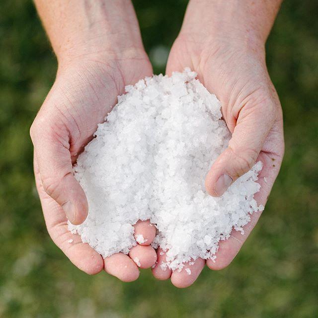 San Juan Island Sea Salt ©