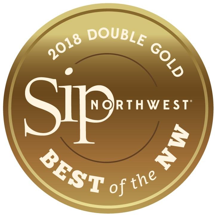 Double Gold  - 2018 Sip Northwest Magazine
