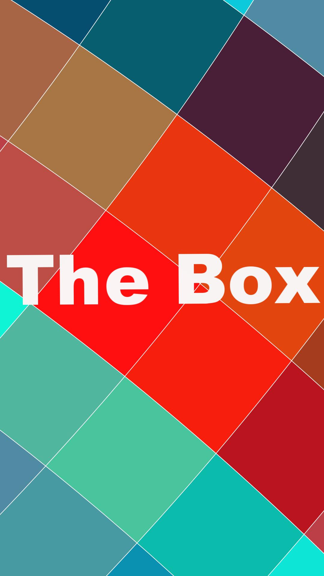"""The Box"" 10/1/2017"