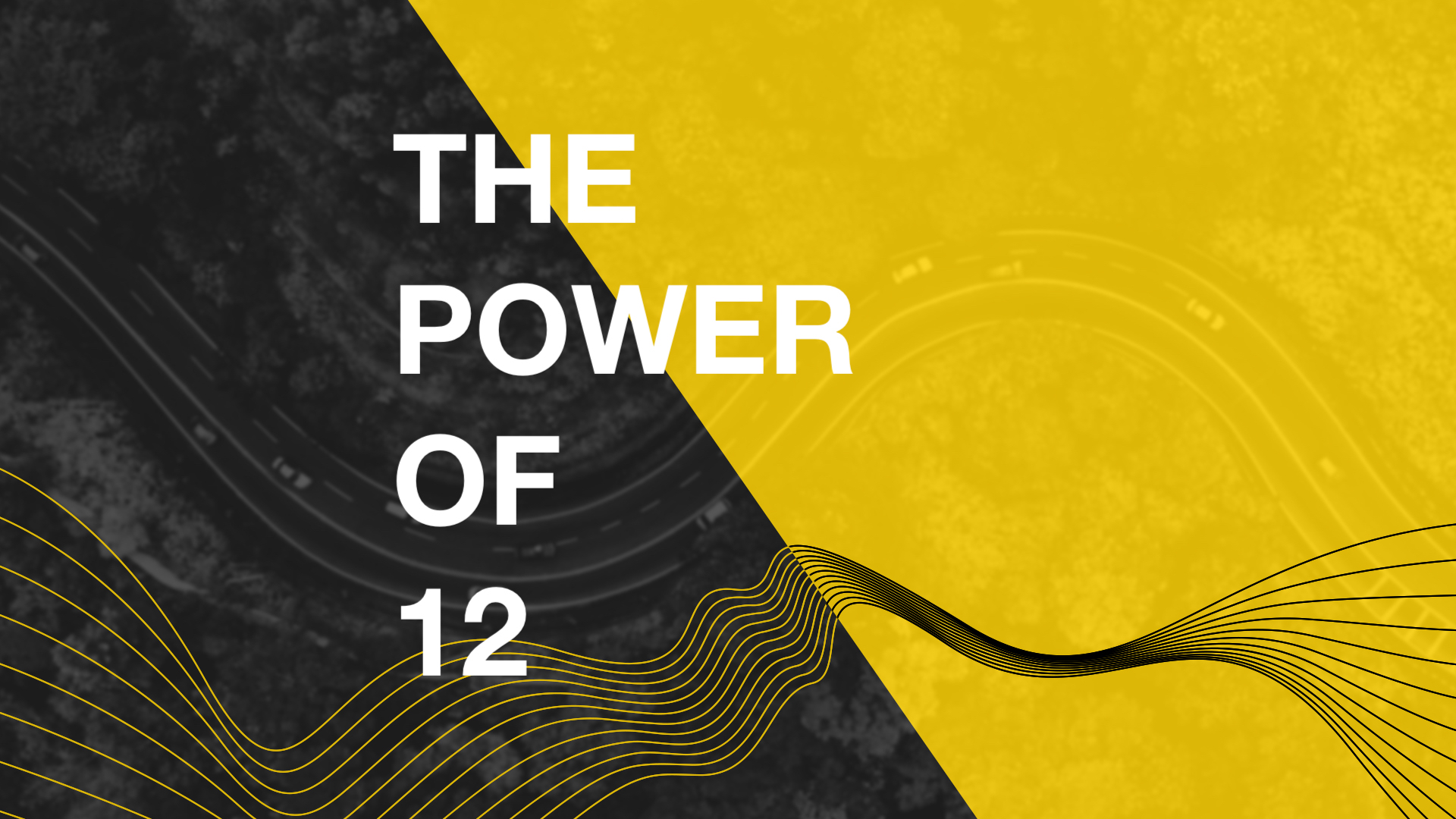 """THE POWER OF 12"" - 8/4/19"