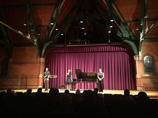 Cornell Recital No 1!