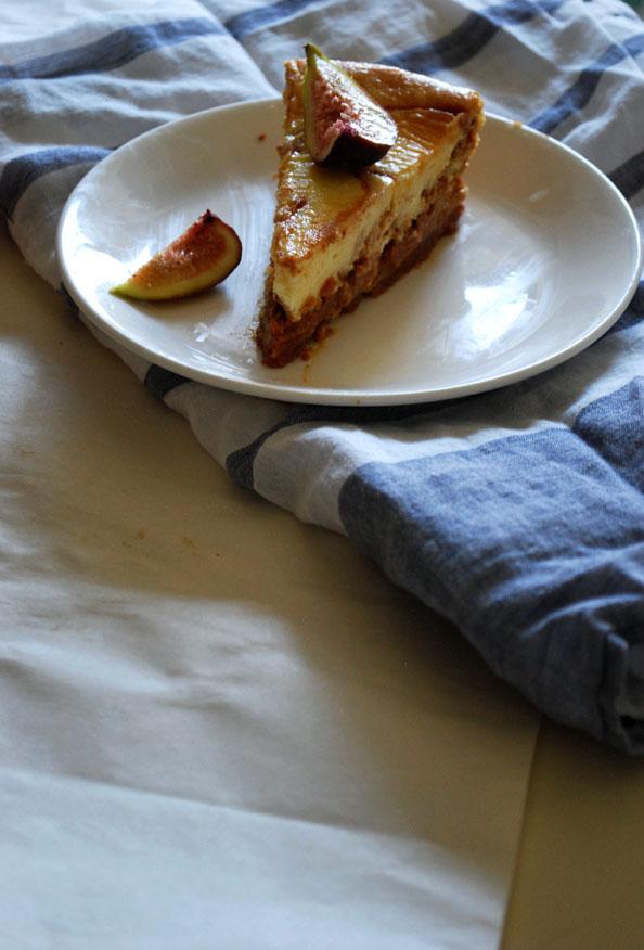 Cheesecake with Dulce de Leche Cortada | Pass the Cocoa
