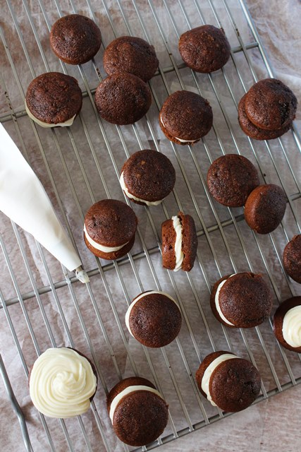 Chocolate Whoopie Pies | Pass the Cocoa