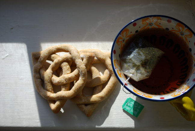 Celtic Knot Cookies | Pass the Cocoa