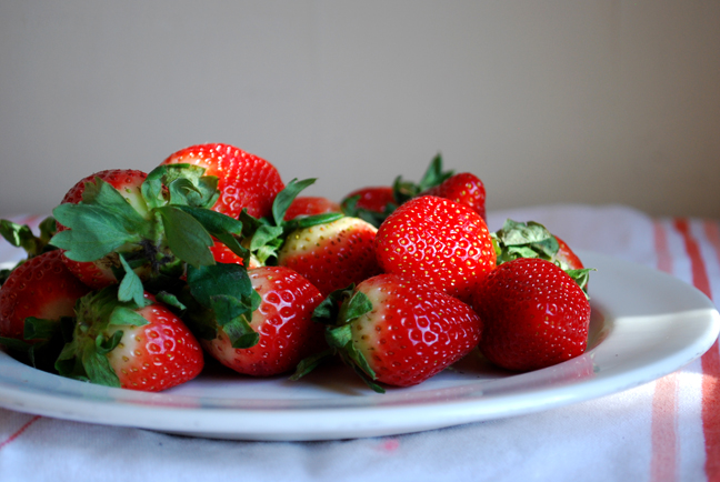 Strawberries | Pass the Cocoa