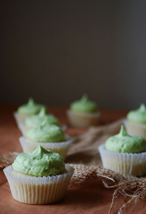 Matcha Cupcakes | Pass the Cocoa