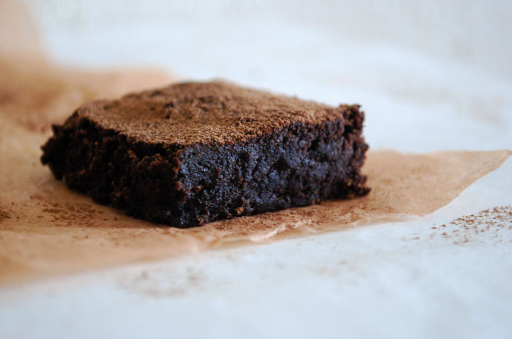 Classic Chewy Brownies   Pass the Cocoa