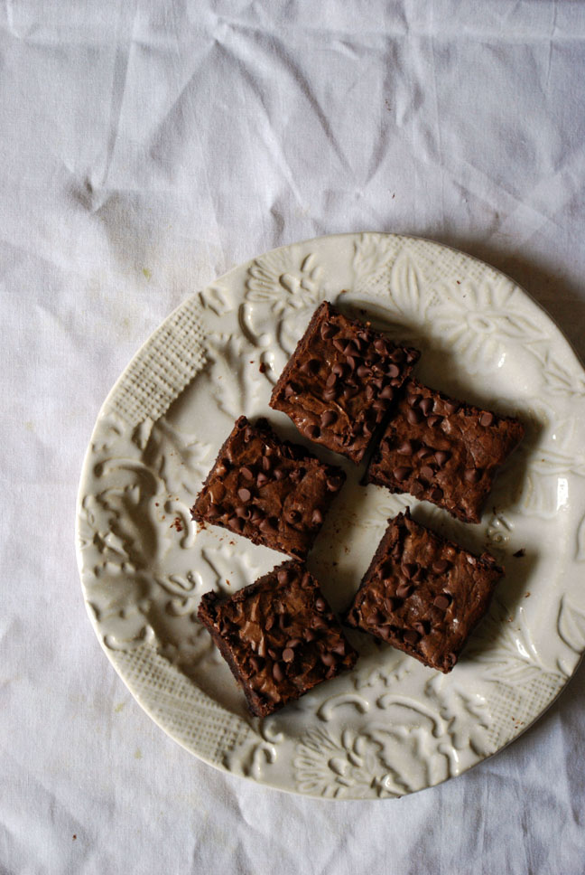 Cocoa Brownies   Pass the Cocoa