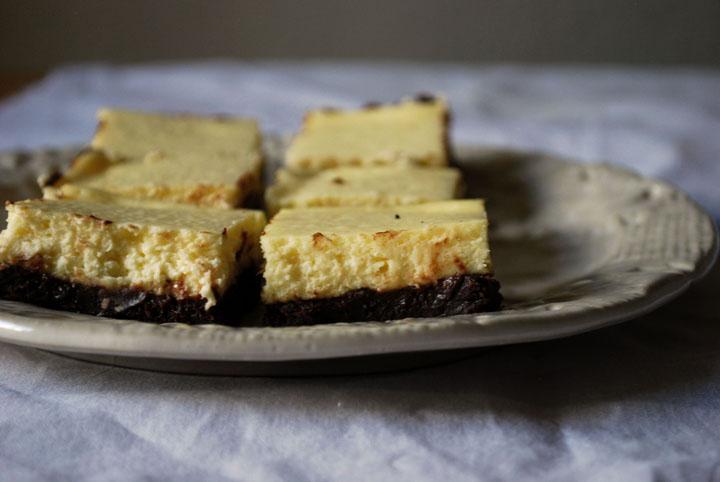 Black Bottom Cheesecake   Pass the Cocoa