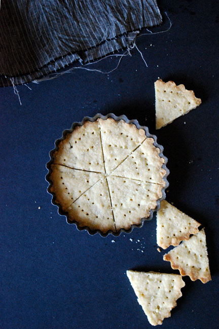 Scottish Shortbread | Pass the Cocoa