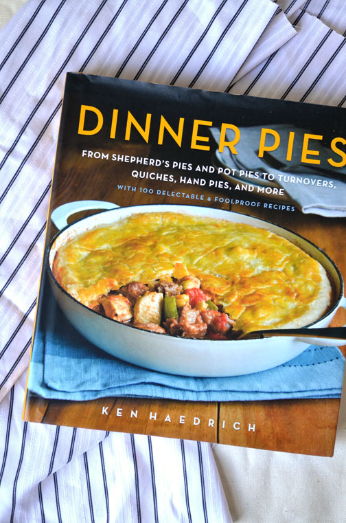 Dinner Pies Cookbook Review | Pass the Cocoa
