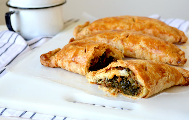 Chorizo Hand Pies | Pass the Cocoa