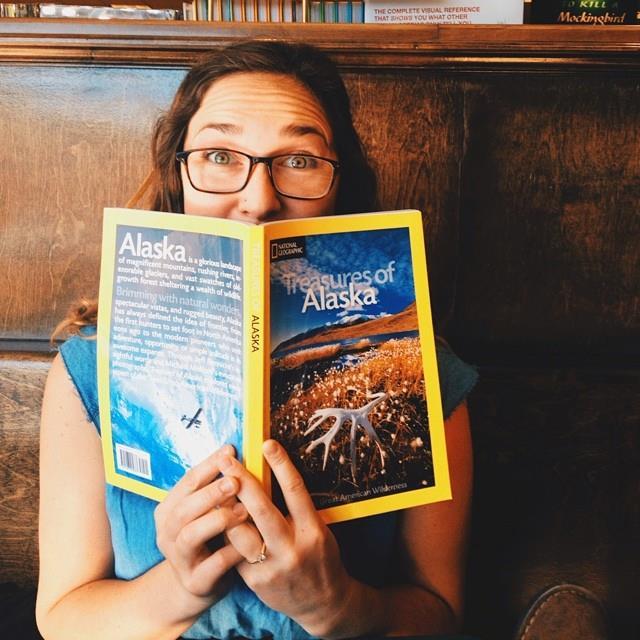 ALASKA WEB FINDS